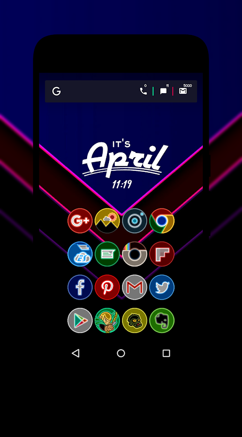 Nekko - Icon Pack Screenshot 1