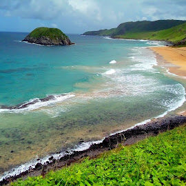 Fernando de Noronha Island, Brazil by Joselito Nardy Ribeiro - Landscapes Beaches