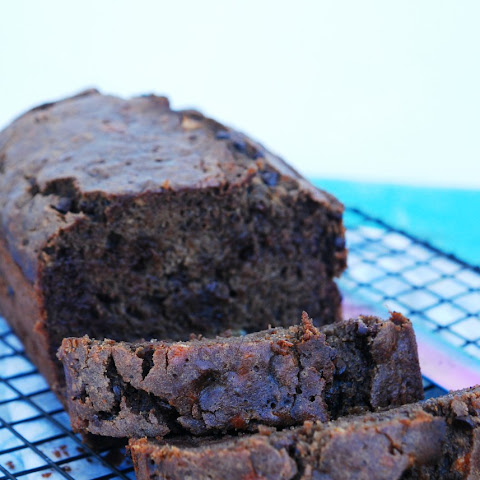 Double Chocolate Banana Bread (GF, DF, Egg, Soy, Peanut, Tree nut Free, Top 8 Free, Vegan)