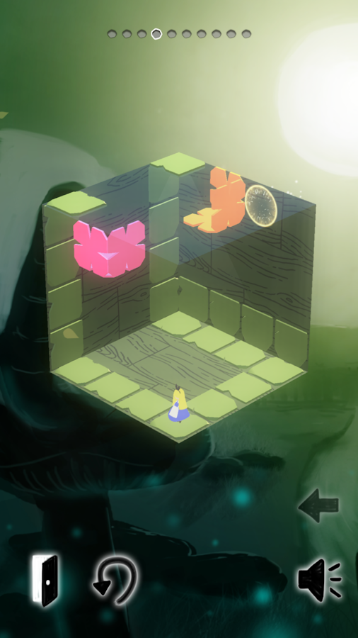 AliceInCube Screenshot 2