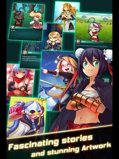 Warrior Tales Fantasy - screenshot