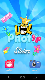 lol Photo Sticker - screenshot