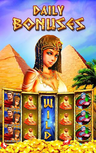 Caesar & Cleopatra Slots - screenshot