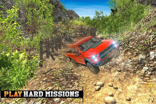 Mountain Truck Speed Drive 3D