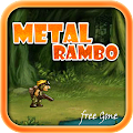 Metal Rambo war Shooting