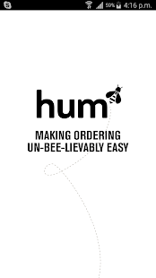 Hum Retail - screenshot