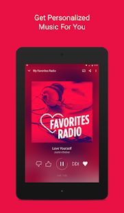 App iHeartRadio Free Music & Radio APK for Kindle
