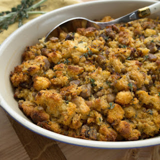 Apple Chestnut Sausage Stuffing Recipes