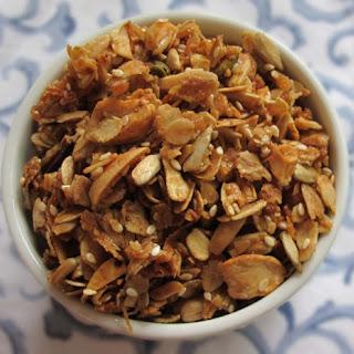 Almond Coconut Granola Brown Sugar Recipes