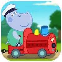 Kids Train For PC (Windows And Mac)