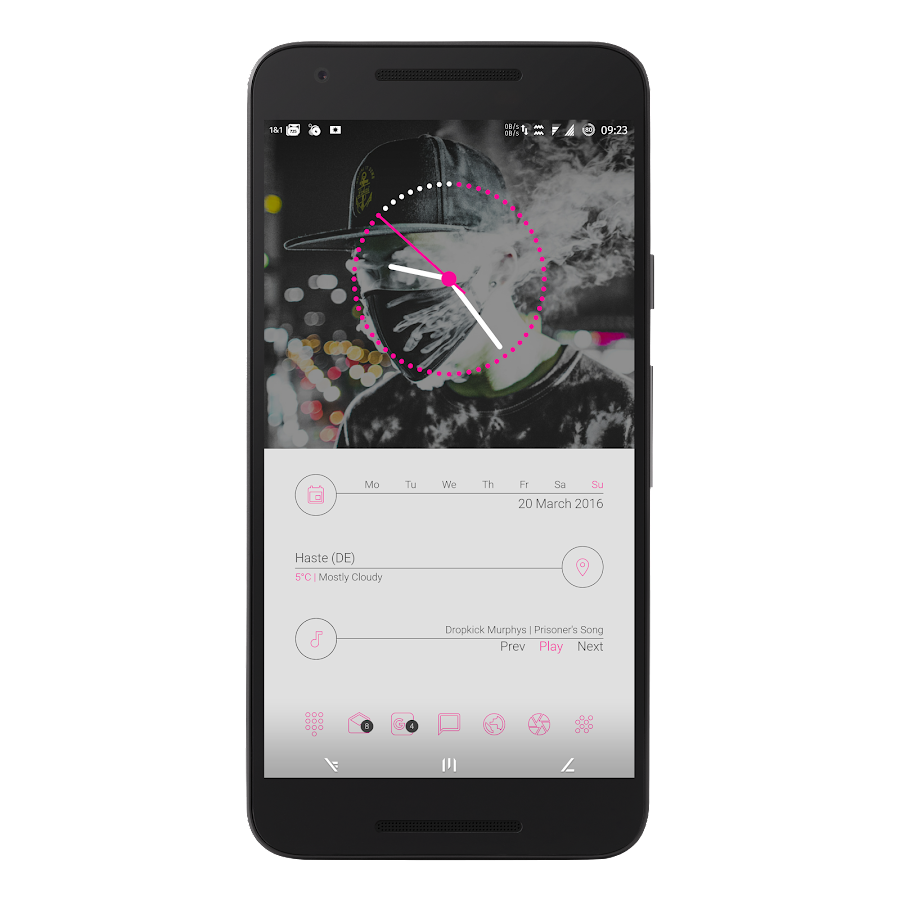 MatErialZ for KLWP Screenshot 3