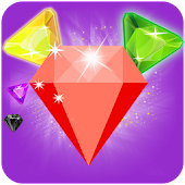 Diamond Rush Jewel Quest APK for iPhone