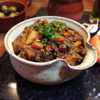 Vegetarian Spanish Lentils Recipes