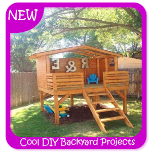 Download Cool DIY Backyard Projects for PC - Free House & Home App for PC