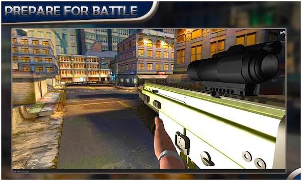 Final Clash of War Robots Game apk screenshot