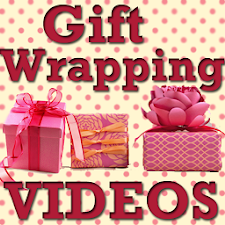 DIY Gift Wrapping Ideas VIDEOs