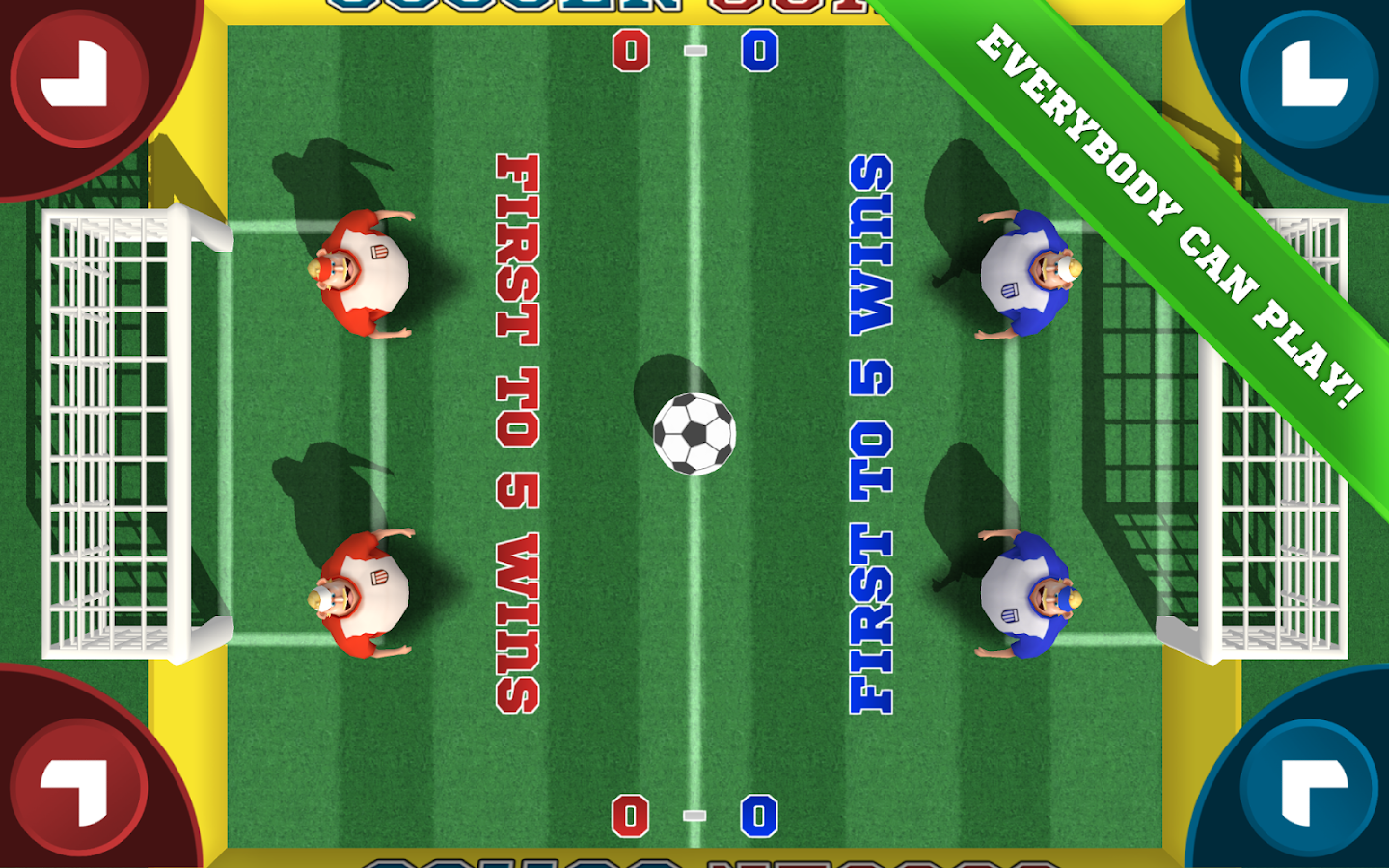 Soccer Sumos - Party game! Screenshot 8