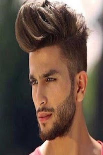 Men Hairstyles Photo Frame- screenshot