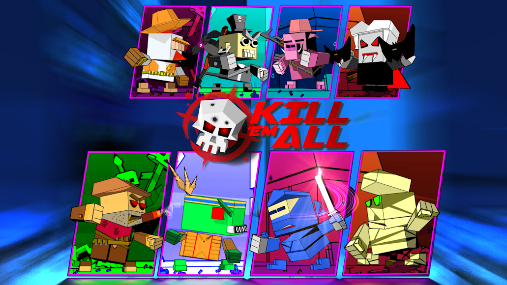 Kill 'em All 1.0.1