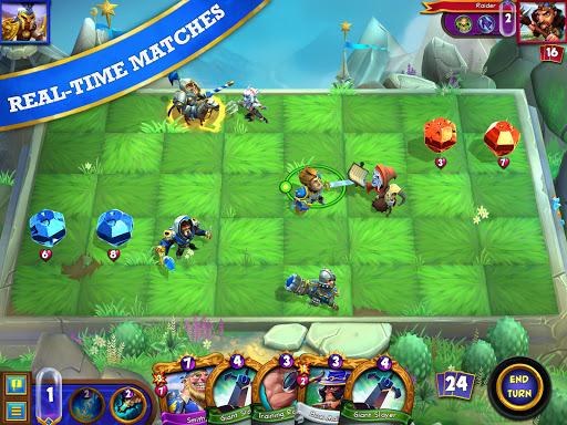 Hero Academy 2 Tactics game
