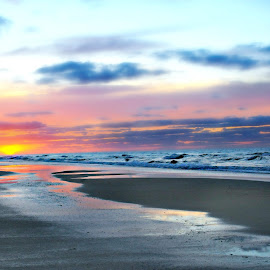 by Jessica Troxal - Landscapes Beaches