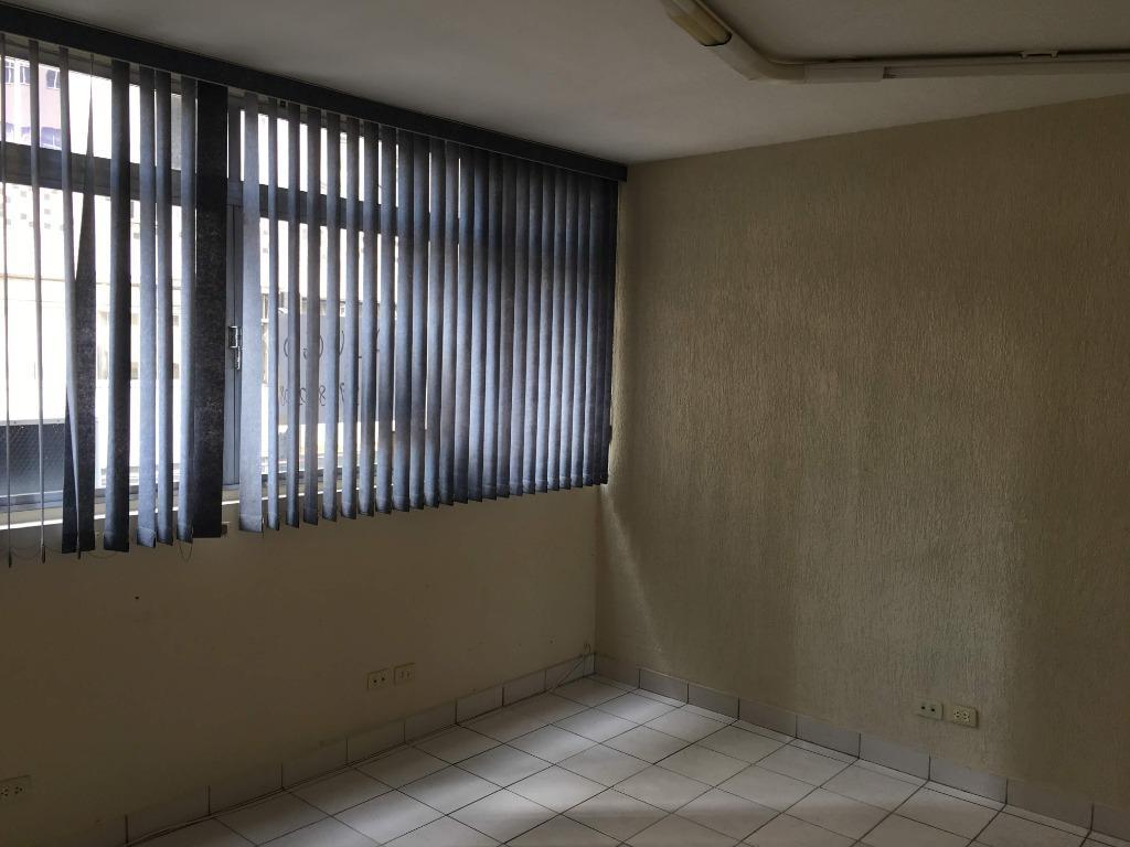 Sala para alugar, 55 m² por R$ 1.100,00/mês - Centro - Santos/SP