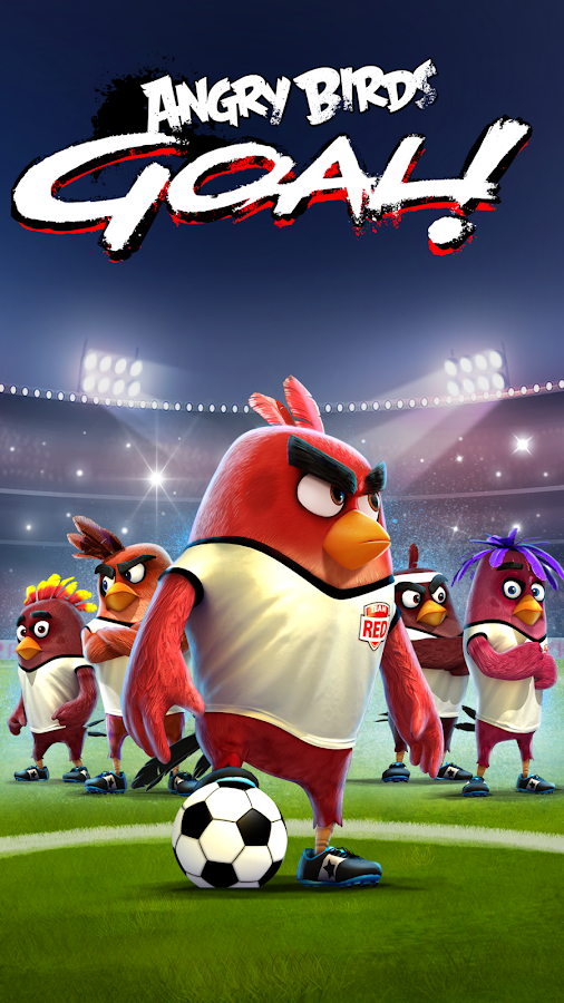 Angry Birds Goal! Screenshot 6