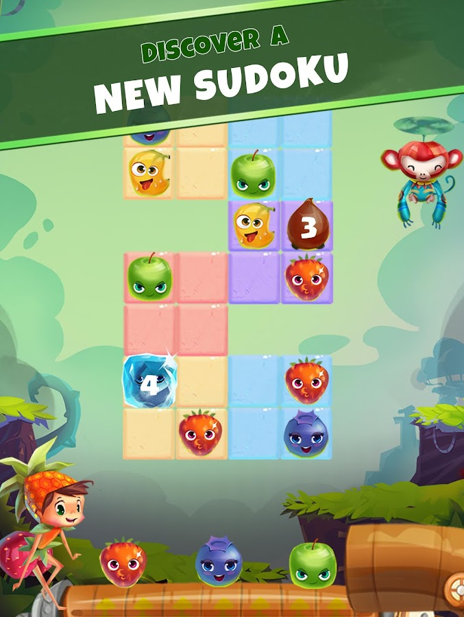 Harvest Season: Sudoku Puzzle Screenshot 5
