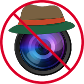Detect+ Hidden Camera Detector Icon