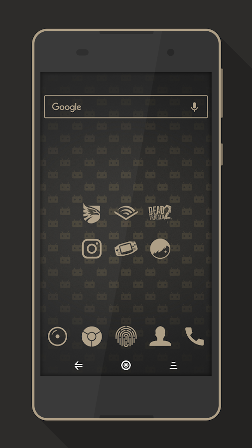 Rest - Icon Pack Screenshot 0