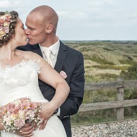 by M. Andersen - Wedding Bride & Groom ( photoandersendk, photo-andersen.dk, wedding, the bride and the groom, esbjerg )