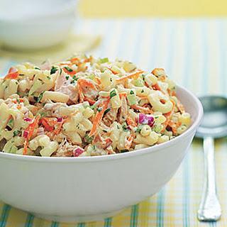 Tuna Macaroni Salad Carrots Recipes