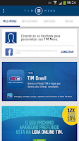 Screenshot of TIM Menu