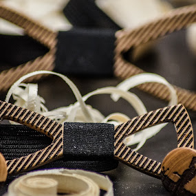 WOOD ACCESSORIES by Alexandru Bogdan Grigore - Artistic Objects Clothing & Accessories ( bow tie, wood, buttons, accessories )