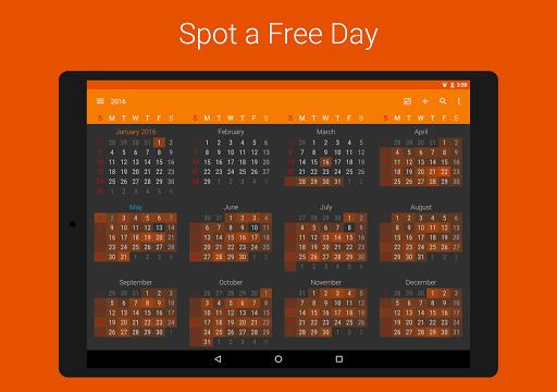 DigiCal+ Calendar screenshot 13