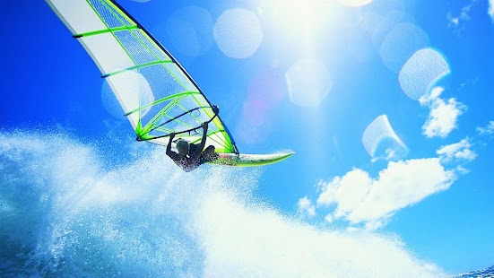 Extreme sports Live wallpapers - screenshot