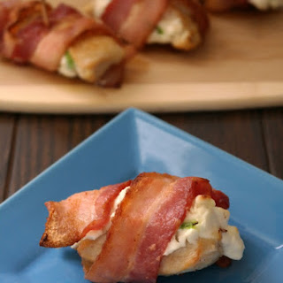 Chicken Bacon Bombs