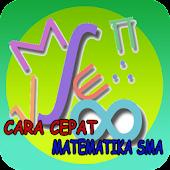 App Cara Cepat Matematika SMA APK for Windows Phone