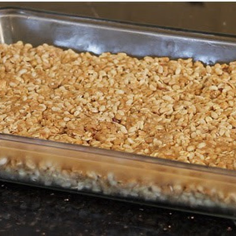 Honey Almond Protein Crisp