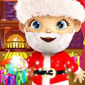 Download Baby Santa Claus Xmas Voice 16 For PC Windows and Mac