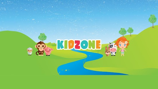 KIDZONE - screenshot