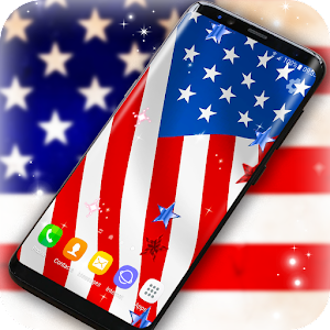 American Live Wallpaper For PC