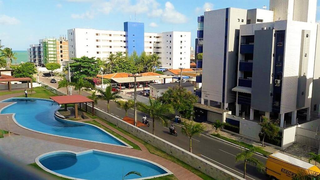 Apartamento com 3 dormitórios à venda, 137 m² por R$ 790.000,00 - Bessa - João Pessoa/PB