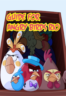 Guide For Angry Birds Rio - screenshot