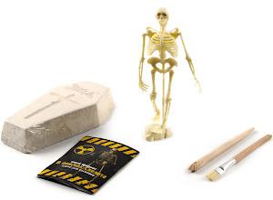 """Юный Археолог """"В Поисках"""" Скелета"""