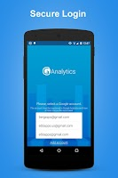 Screenshot of gAnalytics - Google Analytics