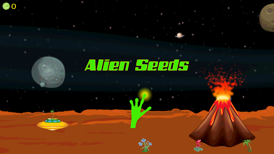 Alien Seeds - screenshot
