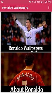 Ronaldo Wallpapers APK for Bluestacks