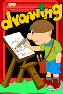 Drawing for kids - screenshot