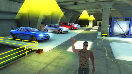Game Skyline Drift Simulator APK for Kindle